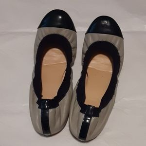 J.Crew made in Italy color block flats